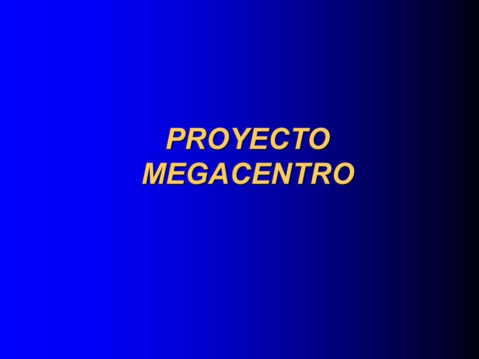 PROYECTO MEGACENTRO