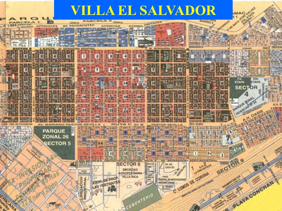 Municipalidad De Villa El Salvador Ppt Descargar