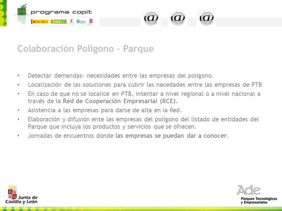Colaboración Polígono - Parque