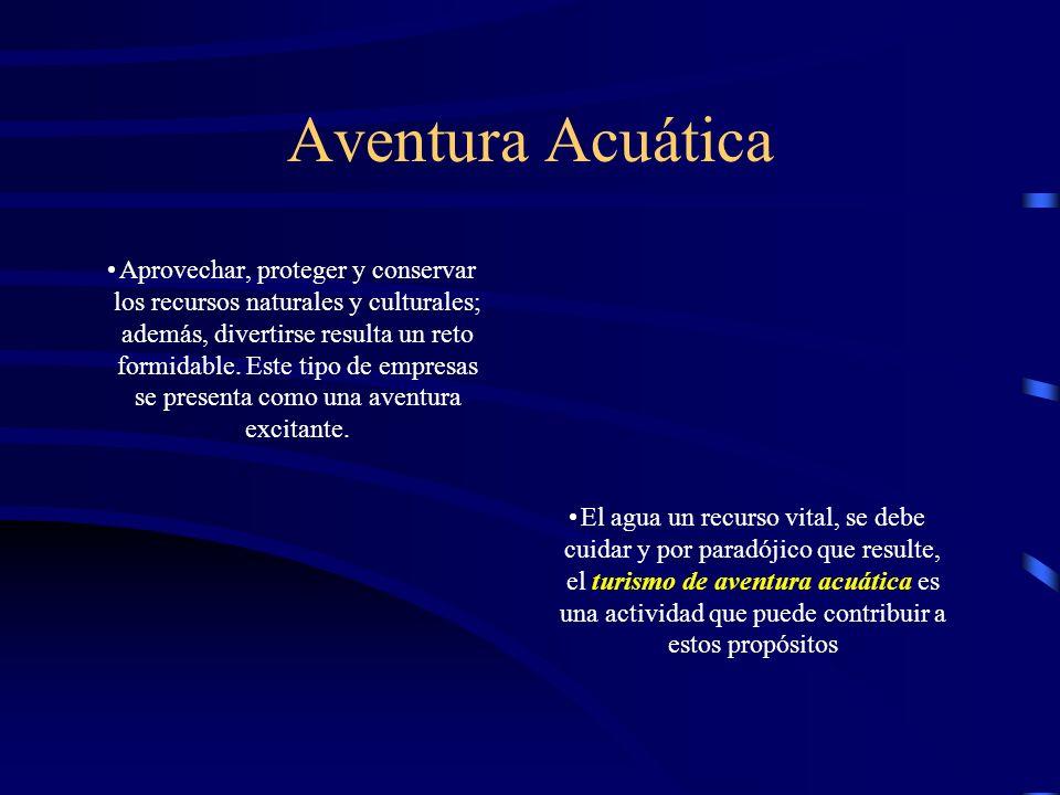 Aventura Acuática