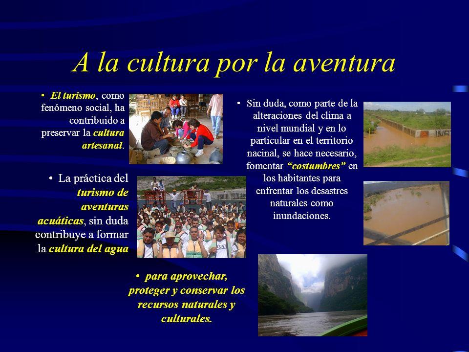 A la cultura por la aventura