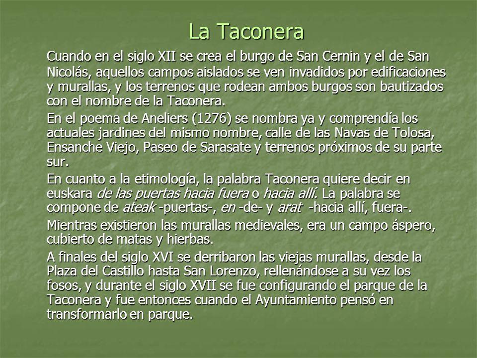 La Taconera