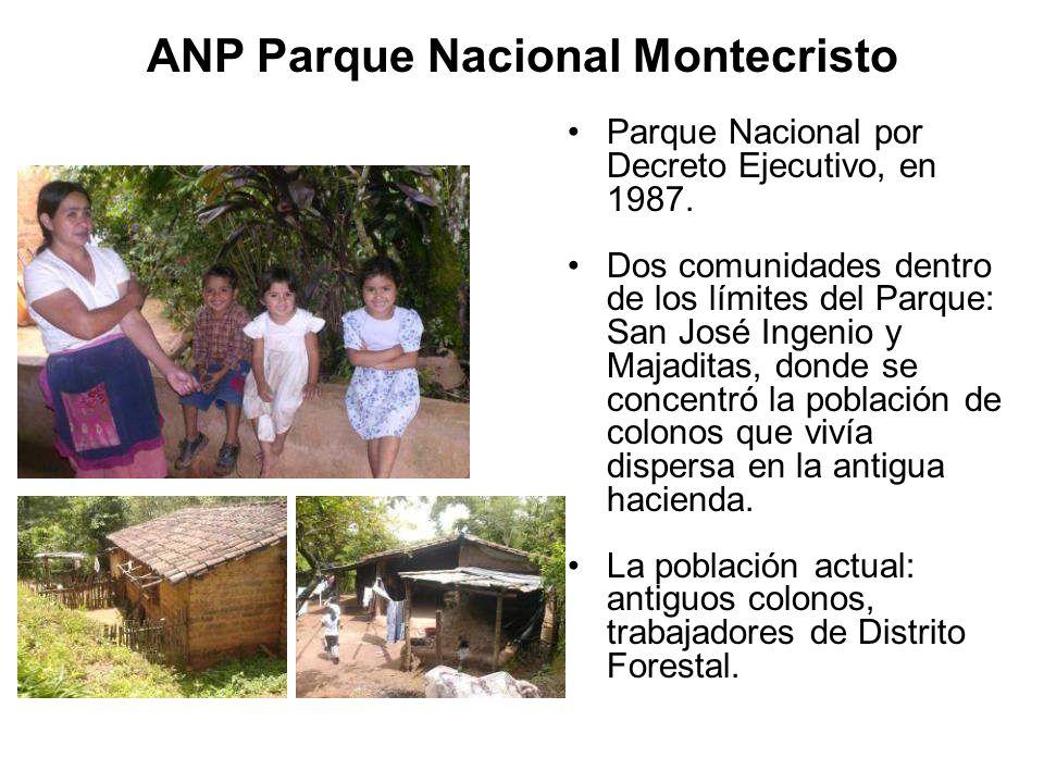 ANP Parque Nacional Montecristo