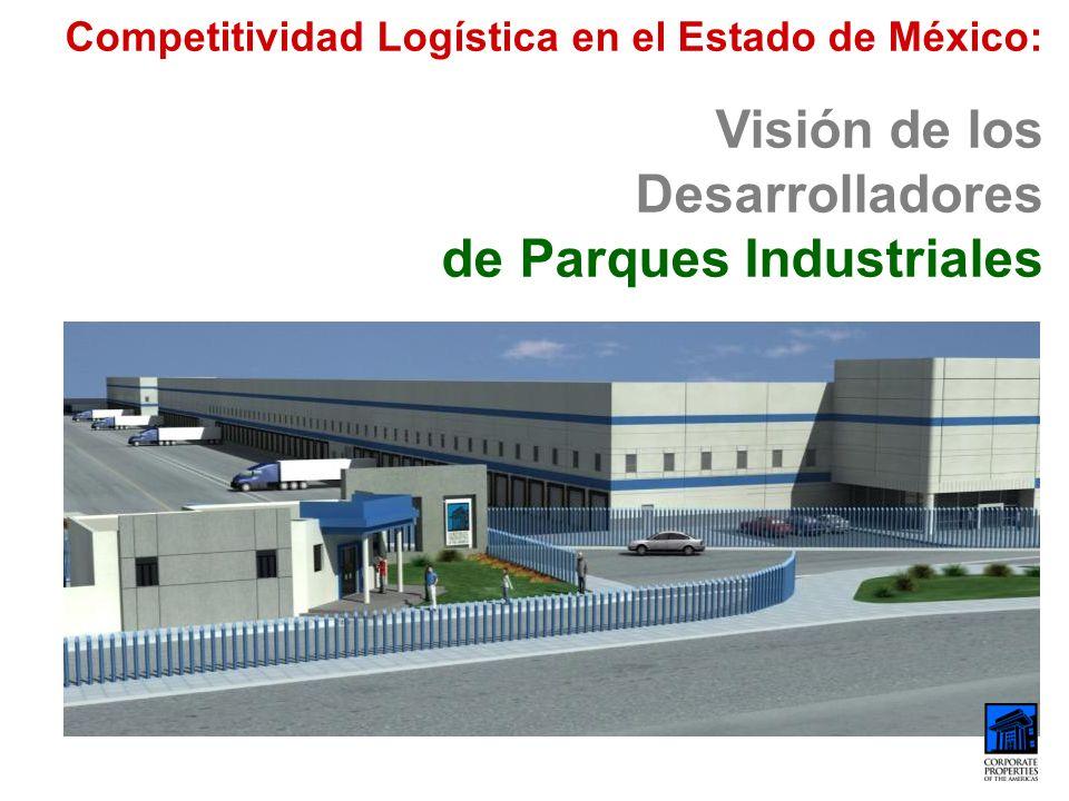 Visión de los Desarrolladores de Parques Industriales