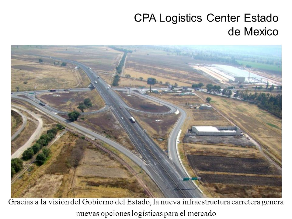 CPA Logistics Center Estado de Mexico