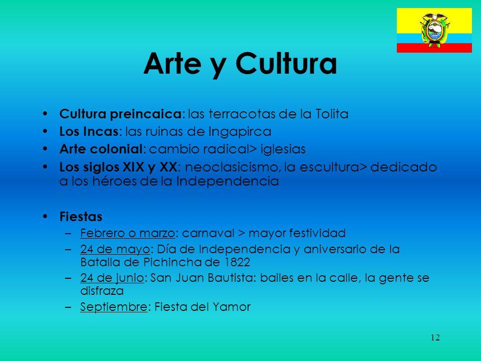 Arte y Cultura Cultura preincaica: las terracotas de la Tolita