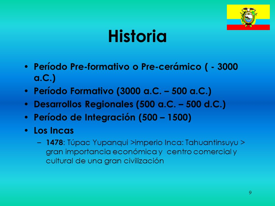 Historia Período Pre-formativo o Pre-cerámico ( - 3000 a.C.)