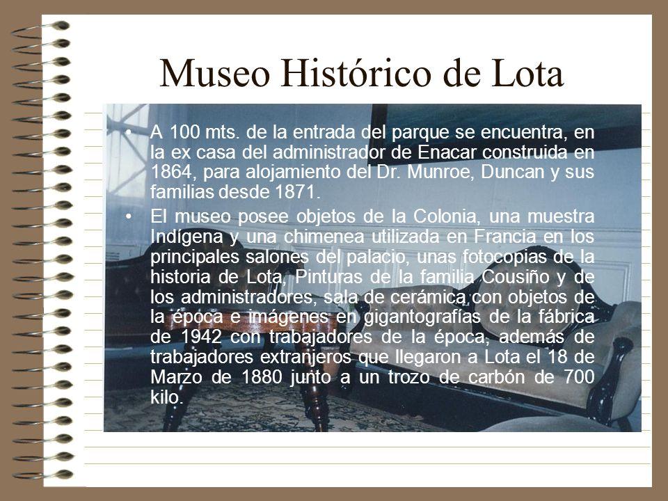 Museo Histórico de Lota
