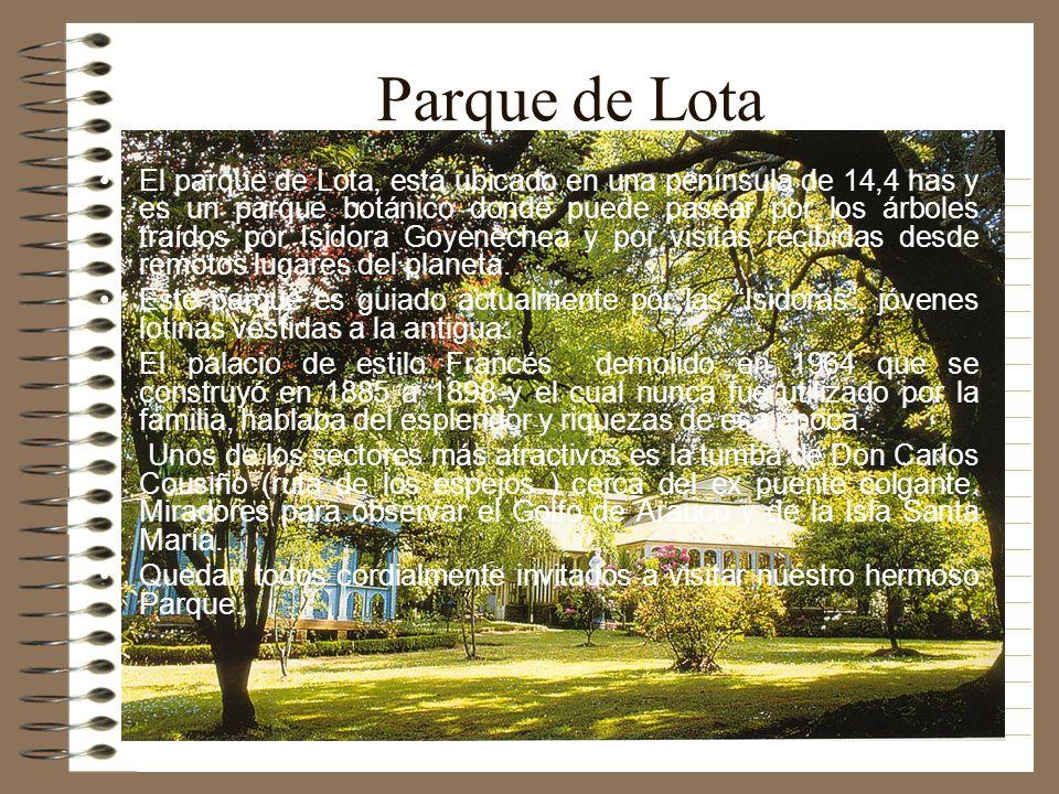 Parque de Lota