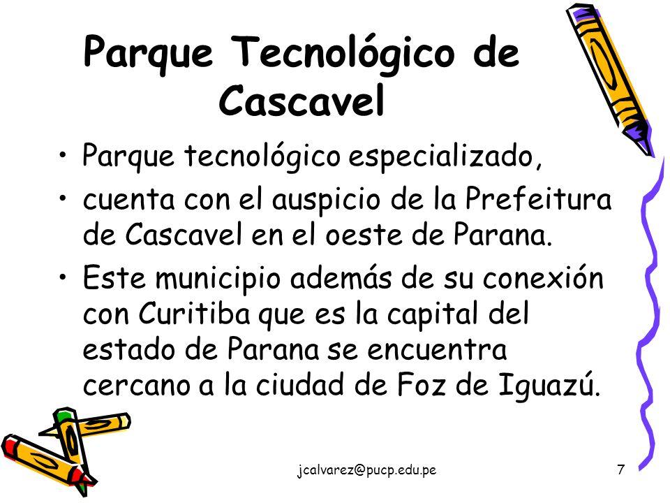 Parque Tecnológico de Cascavel