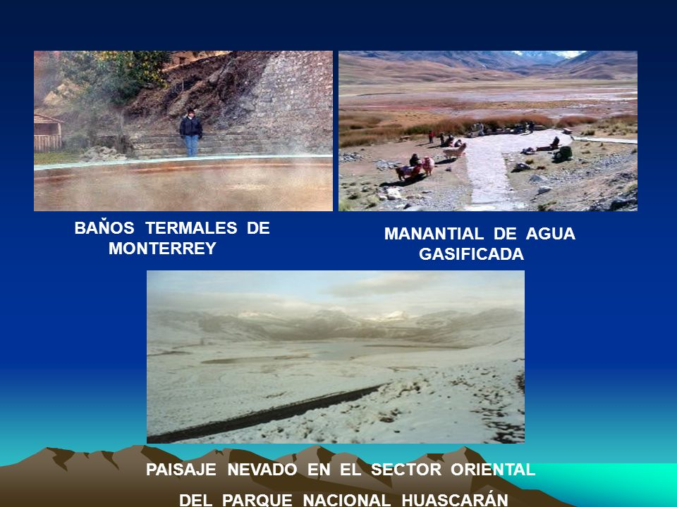 BAŇOS TERMALES DE MONTERREY