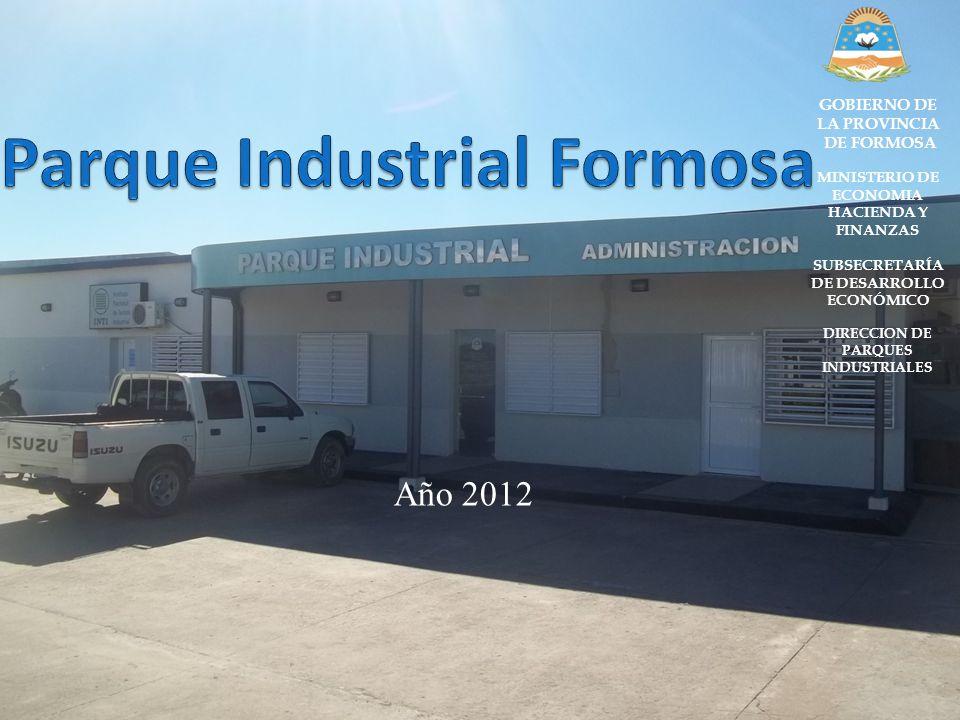 Parque Industrial Formosa