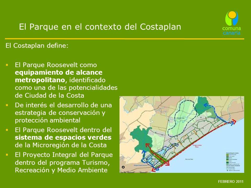 El Parque en el contexto del Costaplan