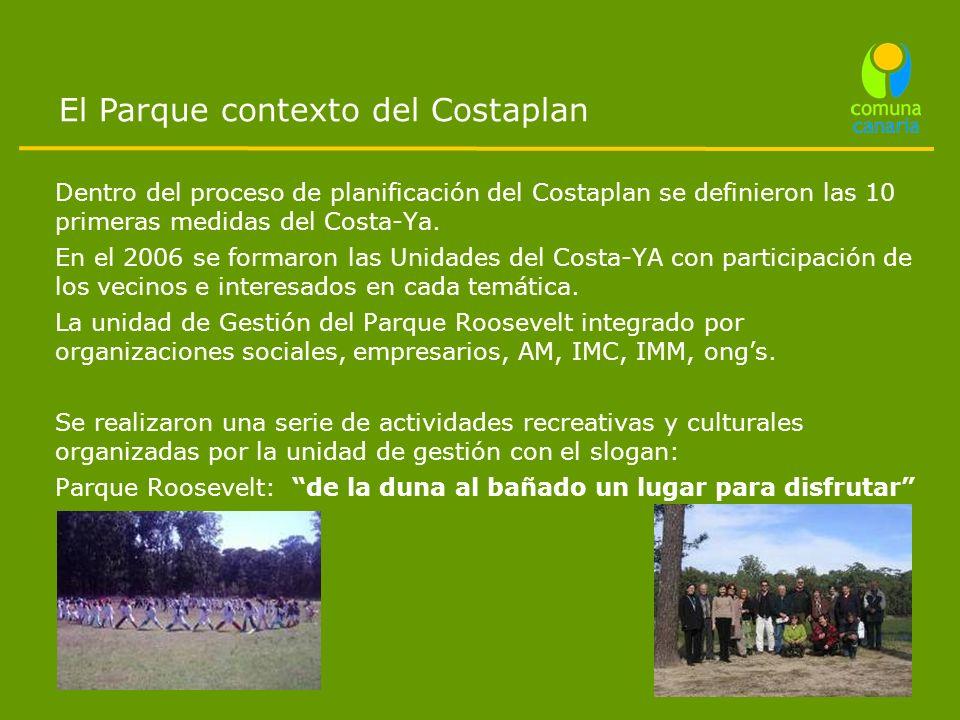 El Parque contexto del Costaplan