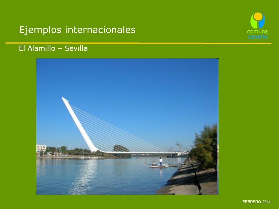 Ejemplos internacionales