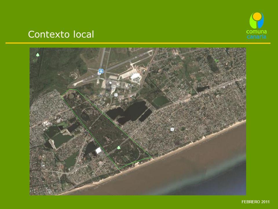 Contexto local FEBRERO 2011