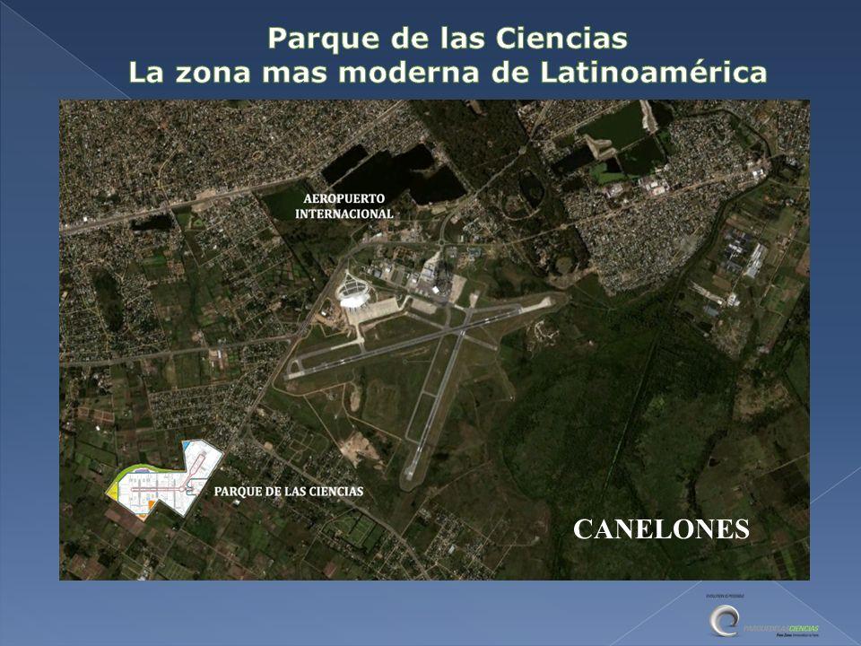La zona mas moderna de Latinoamérica