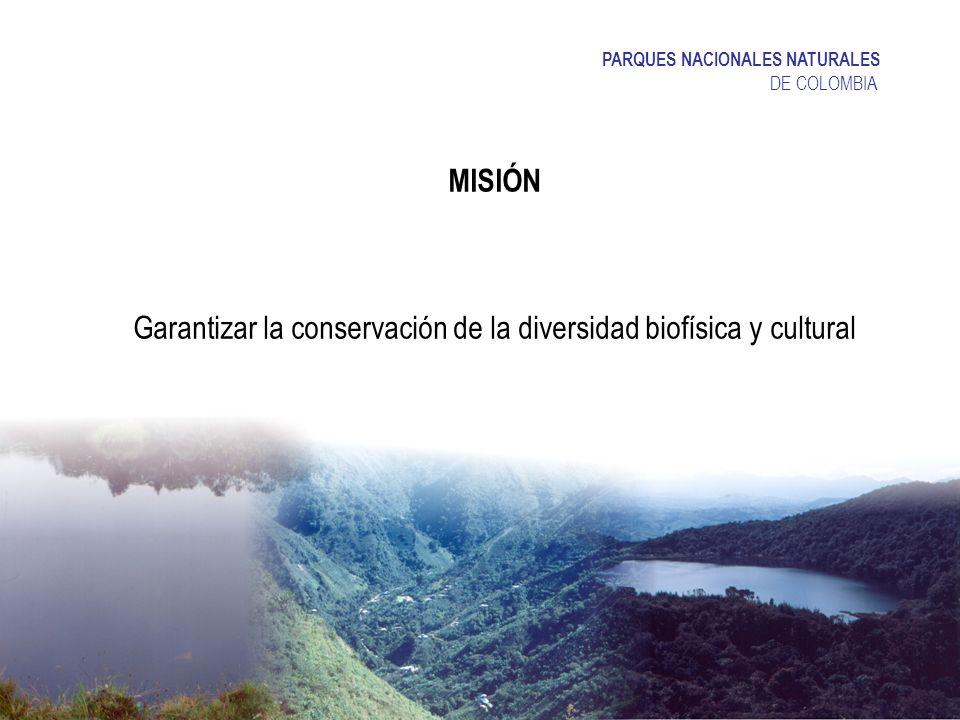 Garantizar la conservación de la diversidad biofísica y cultural
