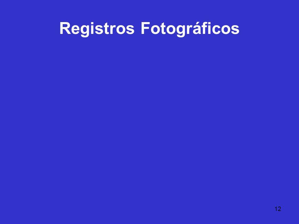 Registros Fotográficos