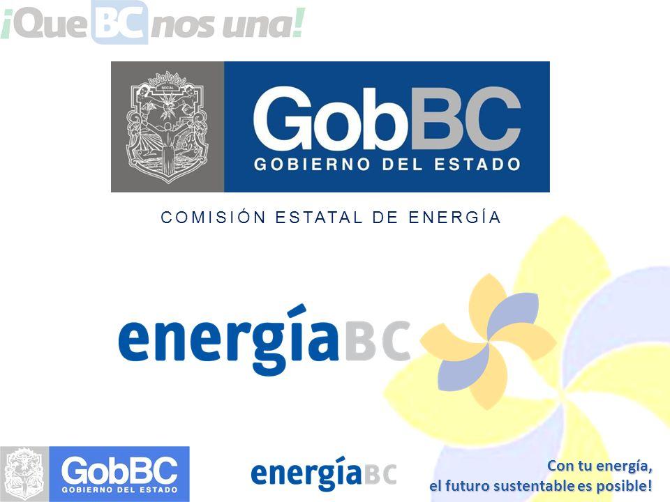 COMISIÓN ESTATAL DE ENERGÍA