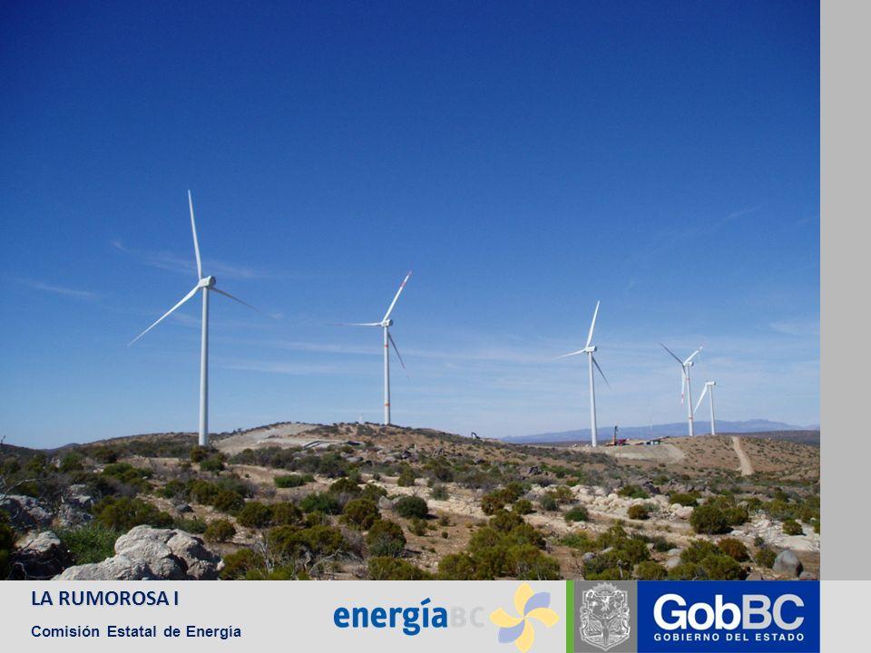LA RUMOROSA I Comisión Estatal de Energía