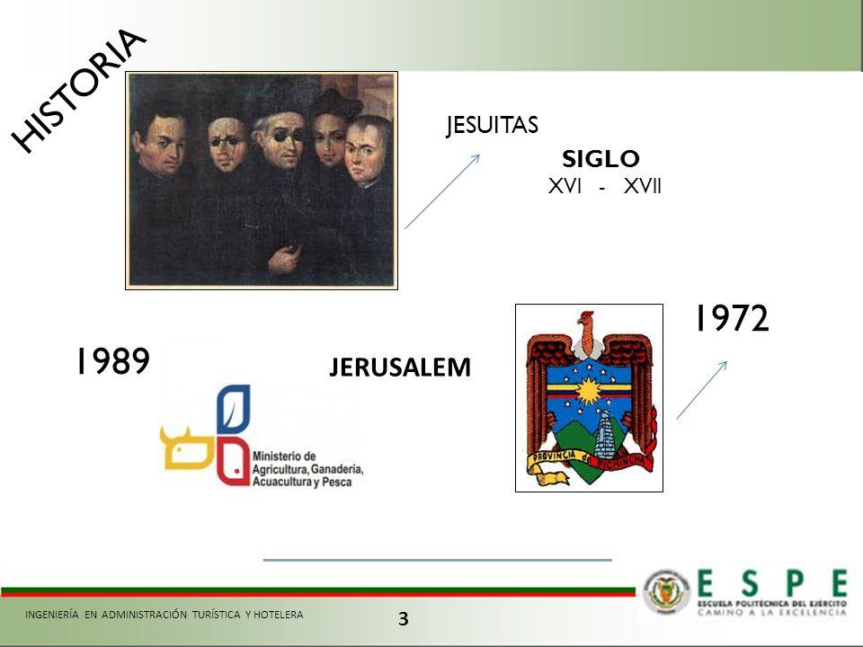 HISTORIA 1989 JERUSALEM JESUITAS SIGLO XVl - XVll 1972 3