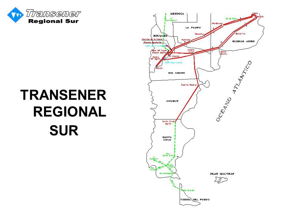 TRANSENER REGIONAL SUR