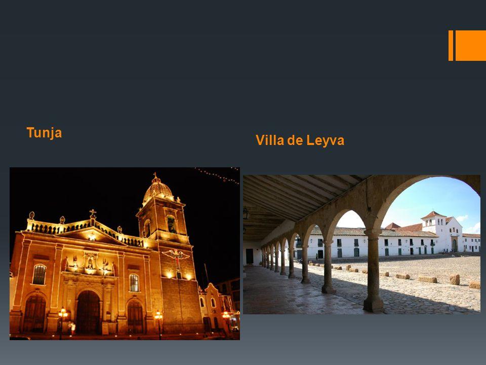 Tunja Villa de Leyva