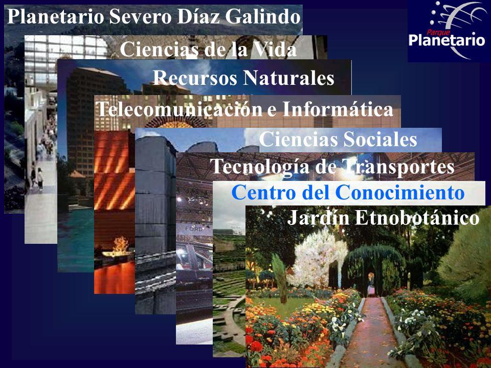 Planetario Severo Díaz Galindo