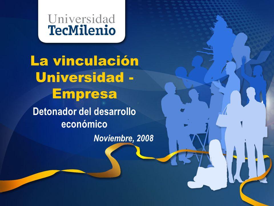 La vinculación Universidad - Empresa