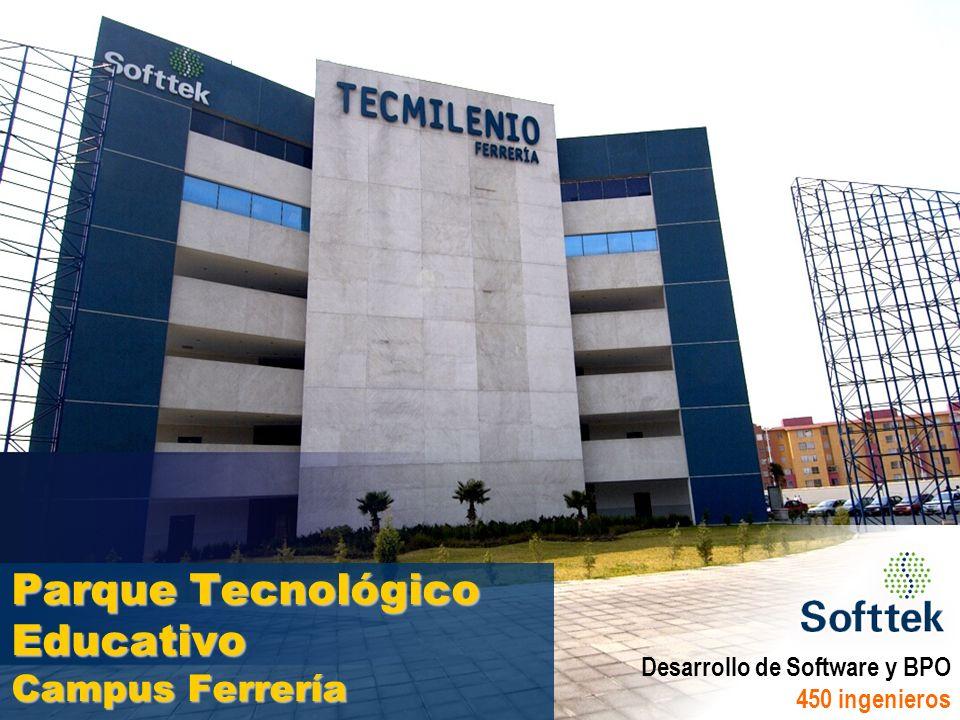 Parque Tecnológico Educativo Campus Ferrería