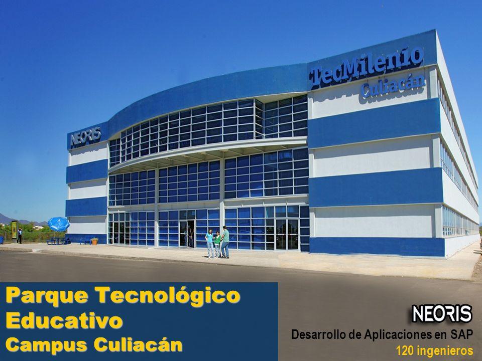 Parque Tecnológico Educativo Campus Culiacán