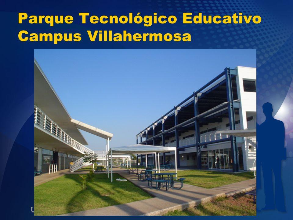 Parque Tecnológico Educativo Campus Villahermosa