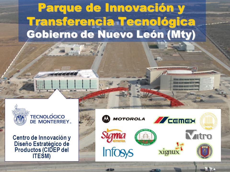 19:48 Parque de Innovación y Transferencia Tecnológica Gobierno de Nuevo León (Mty)