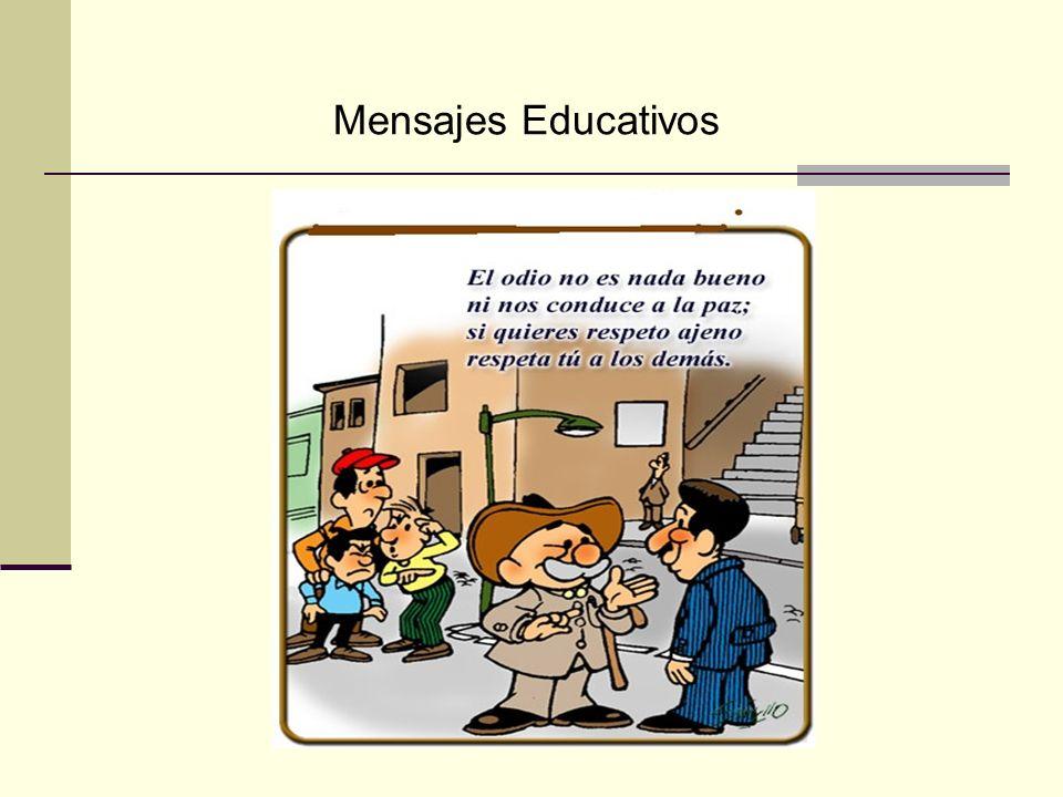 Mensajes Educativos