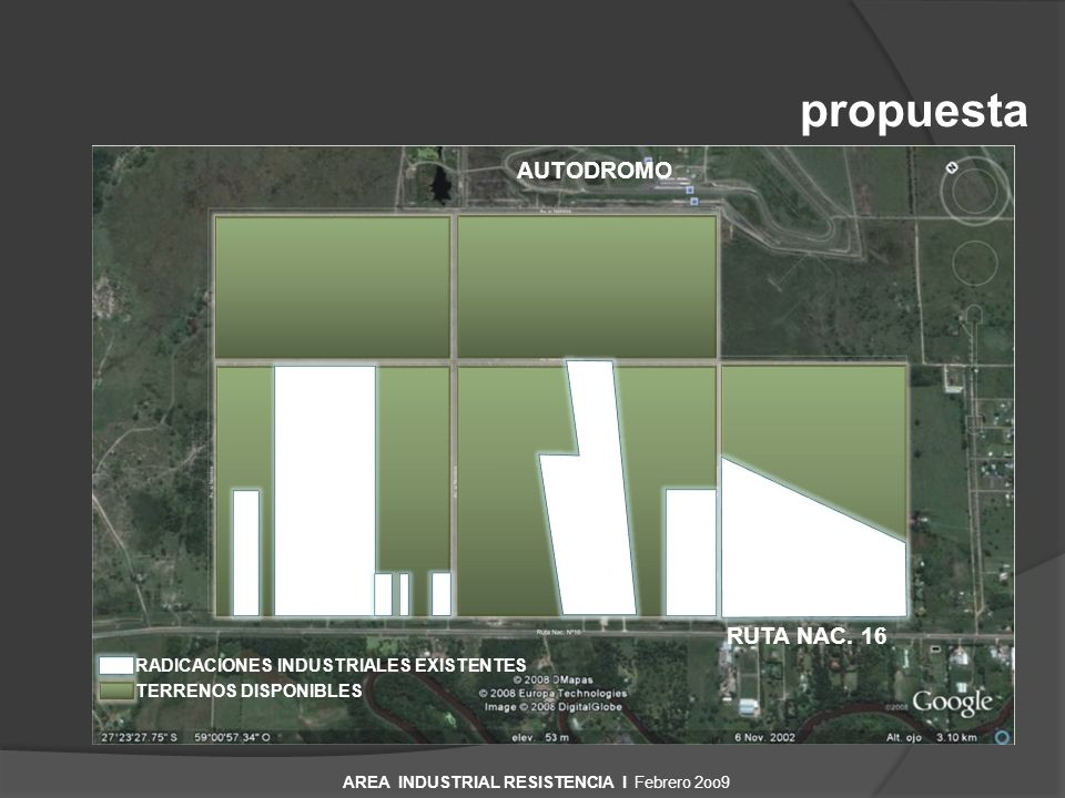 Area Industrial Resistencia Ppt Descargar
