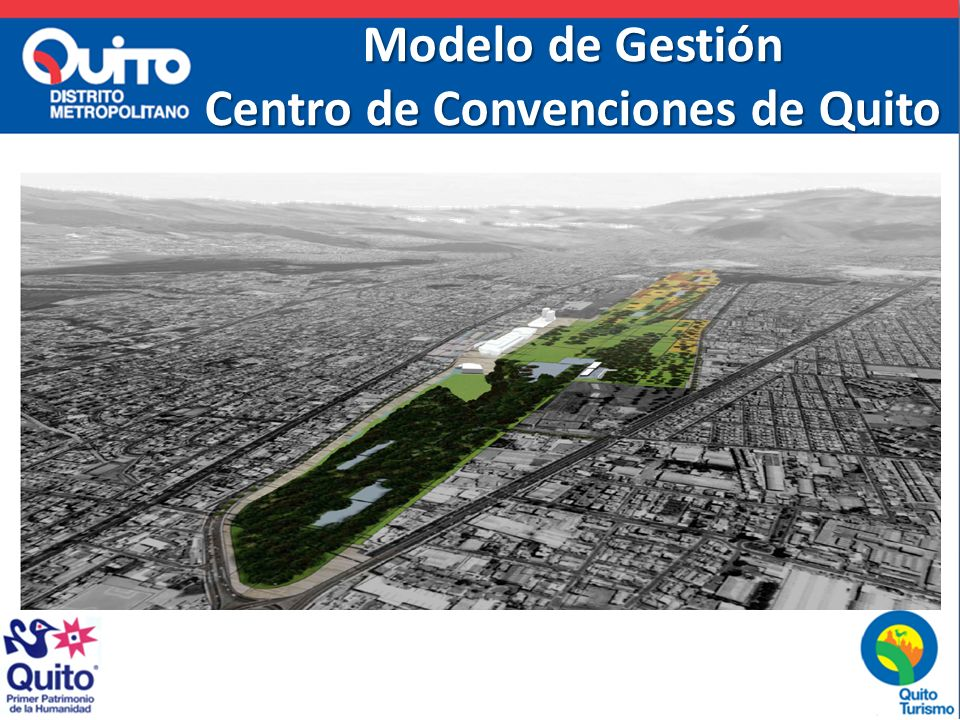 Centro de Convenciones de Quito