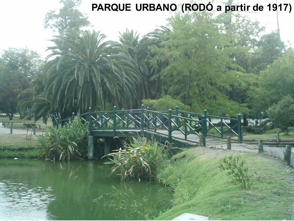 PARQUE URBANO (RODÓ a partir de 1917)
