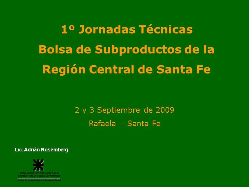 Bolsa de Subproductos de la Región Central de Santa Fe