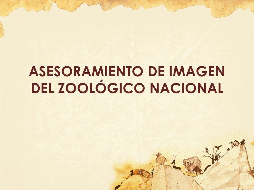 ASESORAMIENTO DE IMAGEN DEL ZOOLÓGICO NACIONAL