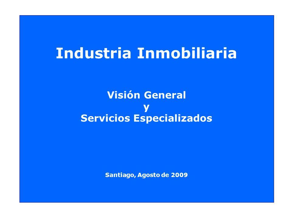 Industria Inmobiliaria Servicios Especializados