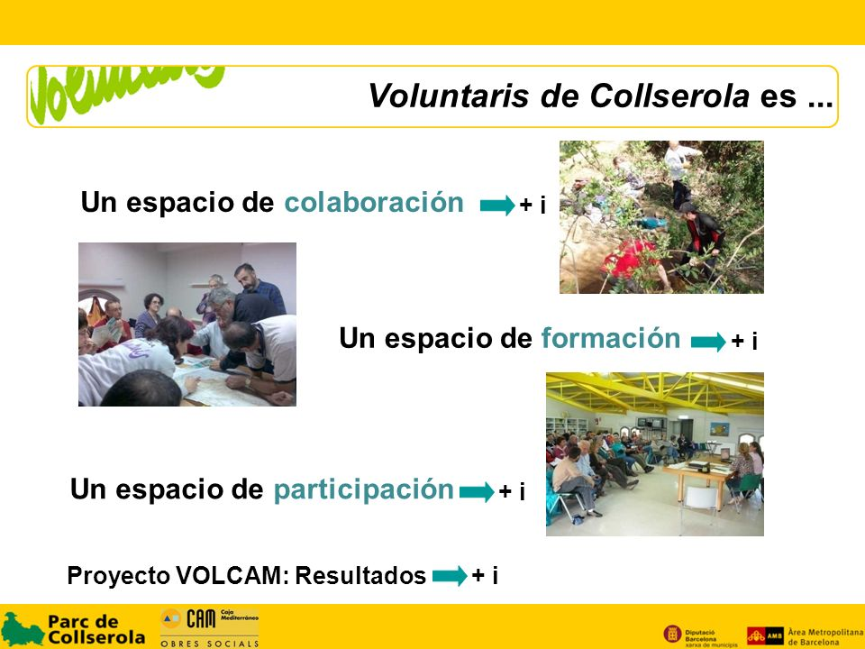 Voluntaris de Collserola es ...