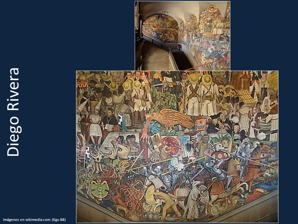 Diego Rivera Imágenes en wikimedia.com (Kgu 88)
