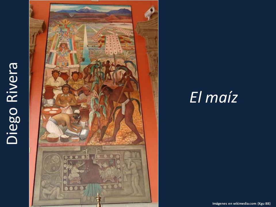 El maíz Diego Rivera Imágenes en wikimedia.com (Kgu 88)