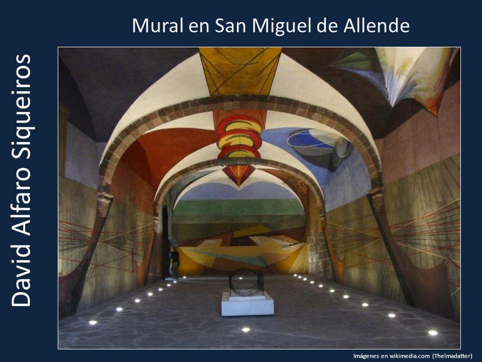 Mural en San Miguel de Allende