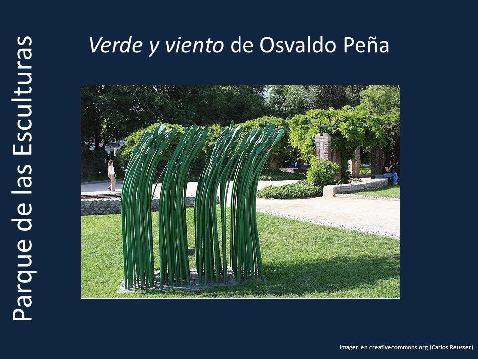 Verde y viento de Osvaldo Peña