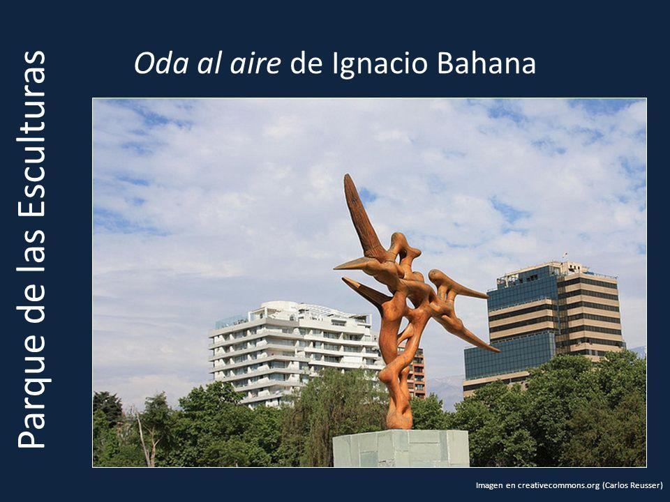 Oda al aire de Ignacio Bahana