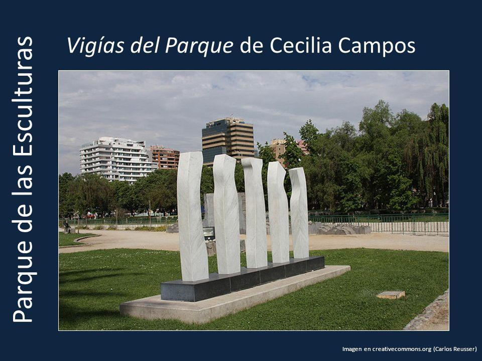 Vigías del Parque de Cecilia Campos