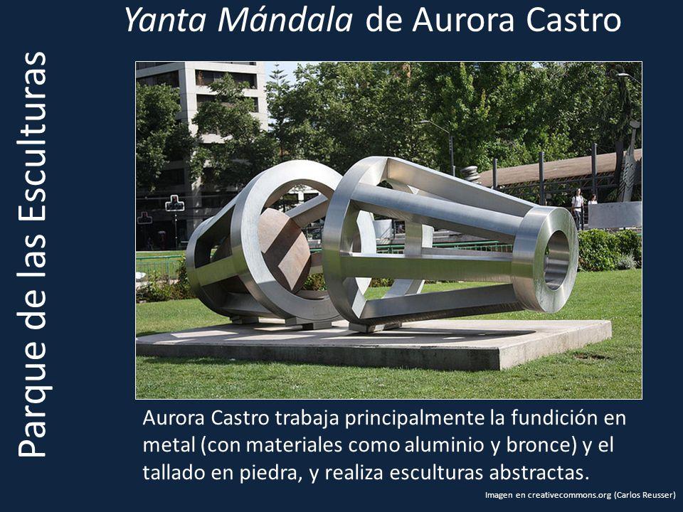 Yanta Mándala de Aurora Castro