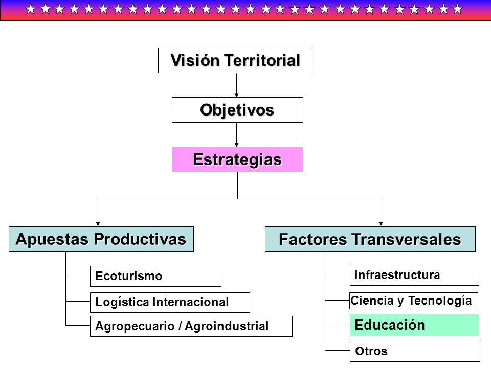 Factores Transversales